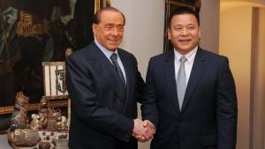 Berlusconi verkauft sein Spielzeug