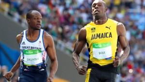 Bolt locker weiter - Aus für Reus