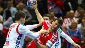 Gastgeber Kroatien startet erfolgreich