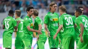 Mönchengladbach trifft auf Young Boys Bern