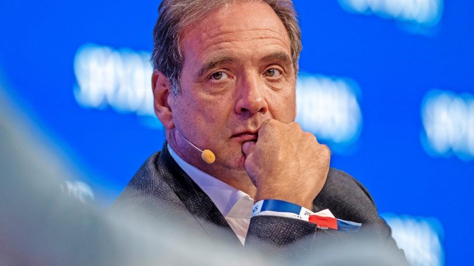 """""""Es handelt sich in meinem Fall um eine private Situation, die ich nebenbei nicht managen kann"""": Carsten Schmidt über seinen Rücktritt"""