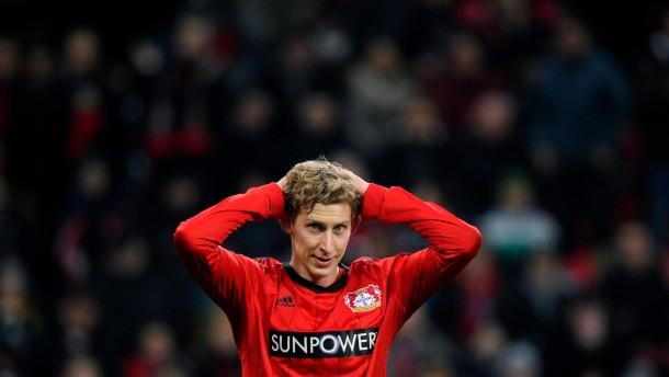 Leverkusen bleibt Vizekusen