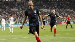 Mandzukics goldenes Tor im WM-Halbfinale