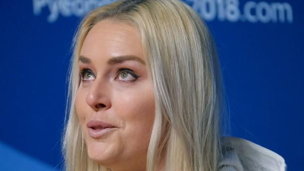 Lindsey Vonn und die Sucht nach Aufmerksamkeit