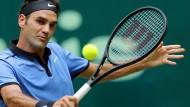 Traumfinale zwischen Zverev und Federer