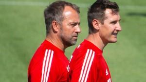 Der FC Bayern schwärmt von Klose