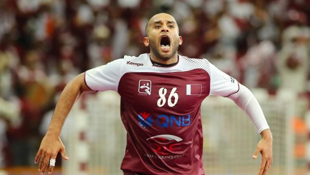 Nur noch Frankreich kann Qatar stoppen