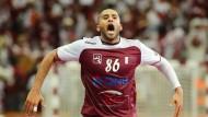 Mahmoud Hassab Alla und Qatar stehen im Endspiel