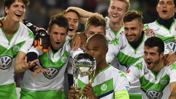 Feuer für die Wolfsburger Ambitionen