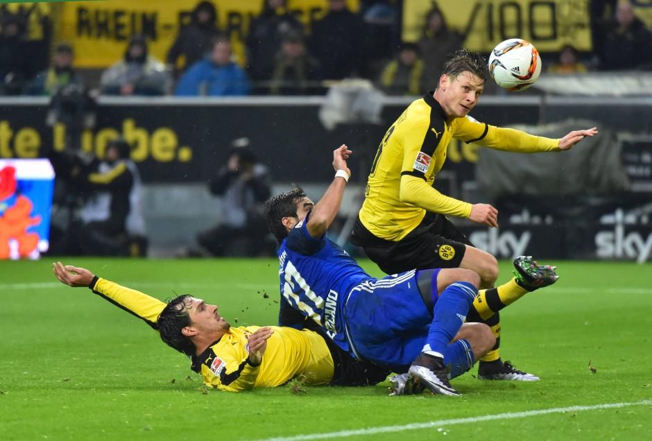 """Ehrlicher Mats Hummels: """"Es war leider ein Foul"""", sagte er nach dem Spiel gegen Ingolstadt."""