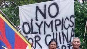 Bestnote für Peking - Dreikampf um 2008