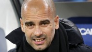 Start der Abschiedstournee in der Bundesliga: Bayern-Coach Guardiola.