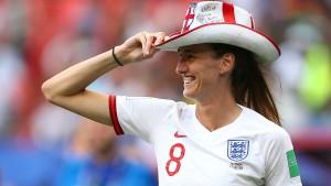 Wie sich im Frauenfußball die Kräfte verschieben