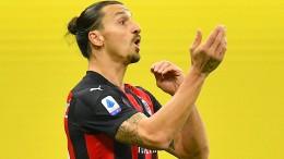 Ibrahimovic bereitet sein Comeback für Schweden vor