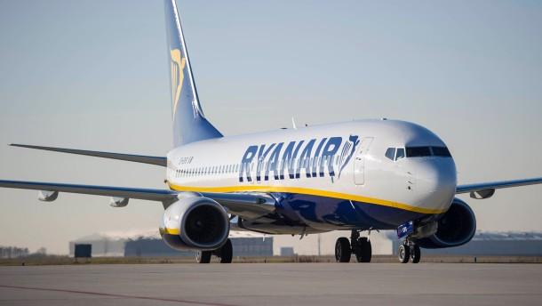 In Deutschland soll Ryanair pro Flug 17 Euro Gebühren weniger gezahlt haben