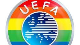 Die Fußballwelt leuchtet in Regenbogenfarben