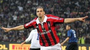 Für den AC Mailand schoss er zwar wieder etliche Tore - Meister wurde dennoch Juventus Turin