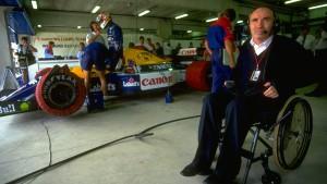 Der Benzinkopf der Formel 1