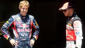 Beifahrer für Vettel gesucht
