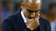 Wie Guardiola viel riskierte – und alles verlor