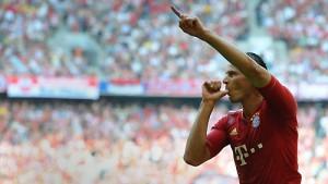 Bayern in Torlaune