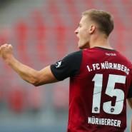 Nürnberger für Nürnberg: Der Matchwinner im Relegations-Hinspiel schießt seine beiden ersten Profitore.