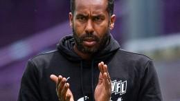 HSV kauft Thioune als neuen Trainer
