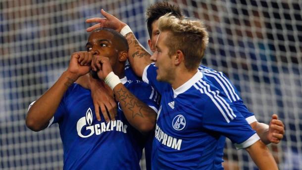 Effektive Schalker siegen