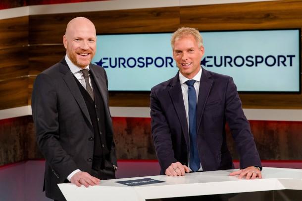 Bild Zu Eurosport Und Sky Streiten Um Ubertragung Der