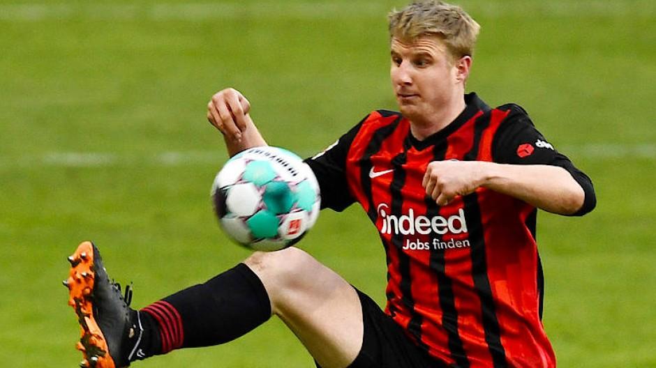 Martin Hinteregger ist bei der Eintracht in bestechender Form.