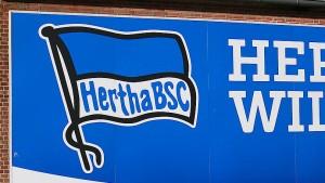 Hertha-Junioren brechen Spiel wegen rassistischer Beleidigungen ab