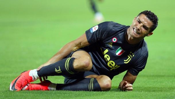 Ronaldo glänzt nur durch Abwesenheit