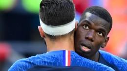 Frankreich hat Stars, aber keine Kapitäne