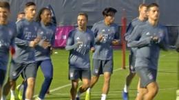 Bayern wollen gegen Athen überzeugen