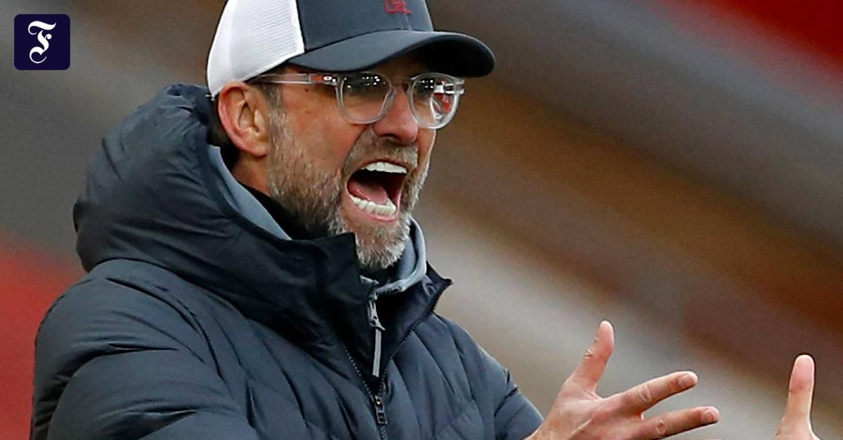 Krise des FC Liverpool wird immer schlimmer - FAZ - Frankfurter Allgemeine Zeitung