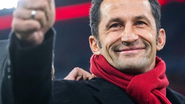 Salihamidzic und sein Plan beim FC Bayern
