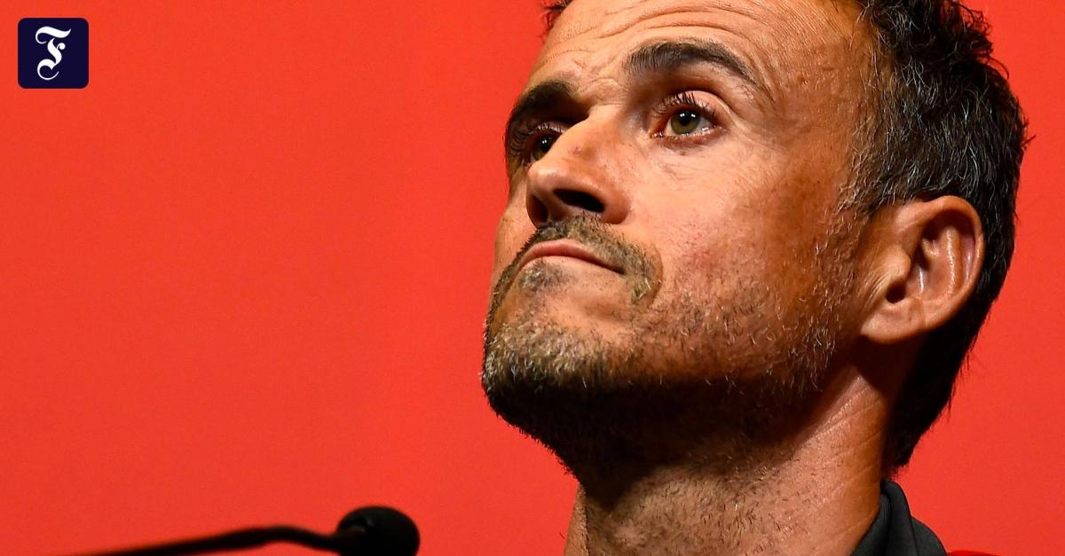 Luis Enrique tritt als spanischer Fußball-Nationaltrainer zurück