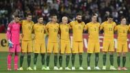 Saudi-Arabiens Spieler missachten Schweigeminute