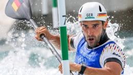 Hannes Aigner gewinnt Bronze für Deutschland
