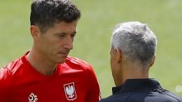 Lewandowskis Tore sollen Sousas Probleme lösen