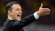 Niko Kovac dirigiert in Zukunft an der Seite den FC Bayern.
