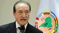 Korruption im großen Stil eingeräumt: Eugenio Figueredo