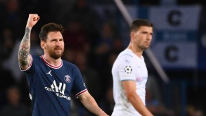 Messi entscheidet das Gigantenduell