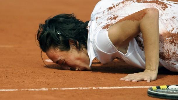 Francesca Schiavone schreibt Tennis-Geschichte