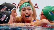 Die Olympiasieger des Tages: Fassungslosigkeit nach dem Fabelrennen