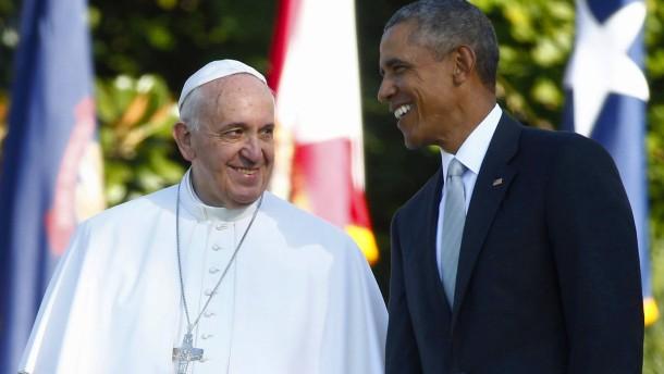 Wie der Papst, so der Präsident