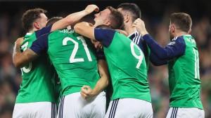 Nordirland hat die Playoffs sicher