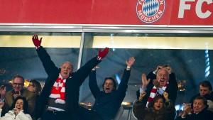 Bayerns Siegesserie ist beendet - ohne Folgen