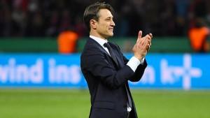 Kovac und sein persönliches Double