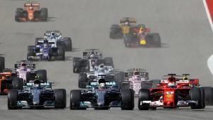 Neustart der Formel 1